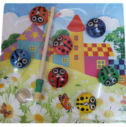 Μagnetic Ladybug set Μagnetic Ladybug set