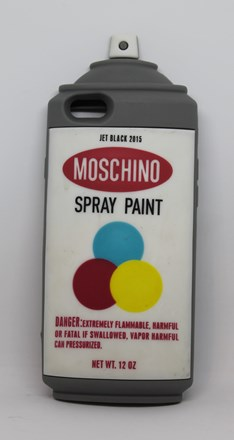 Moschino Spray Paint